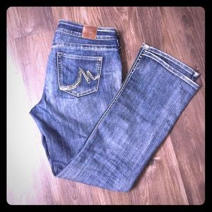 Lightwash Maurices Jeans size 12 long